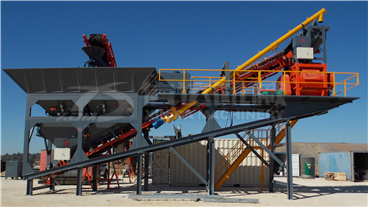 Special Designed Concrete Batching Plant