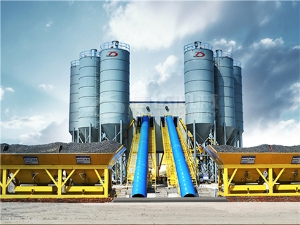 Ready-mixed Concrete Batching Plant